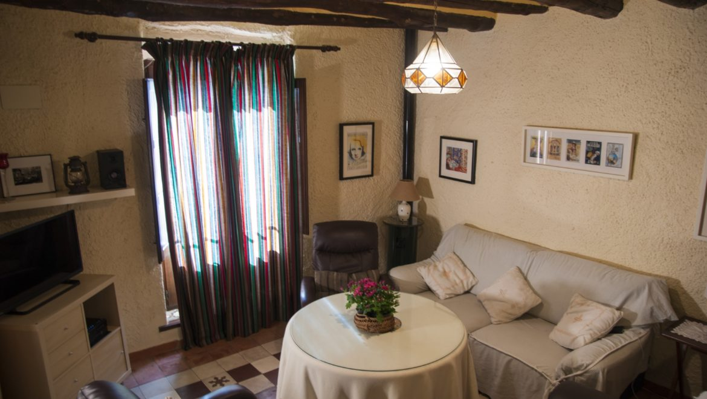 casa huerto La Juana de Trevélez - Alojamiento rural en La Alpujarra